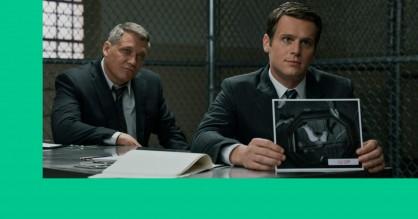 Lyt til SOUNDVENUE STREAMER: Den store debat om 'Mindhunter' sæson 2