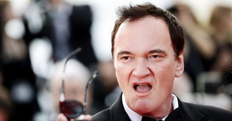 Quentin Tarantino arbejder på roman om mand, der hader Hollywood