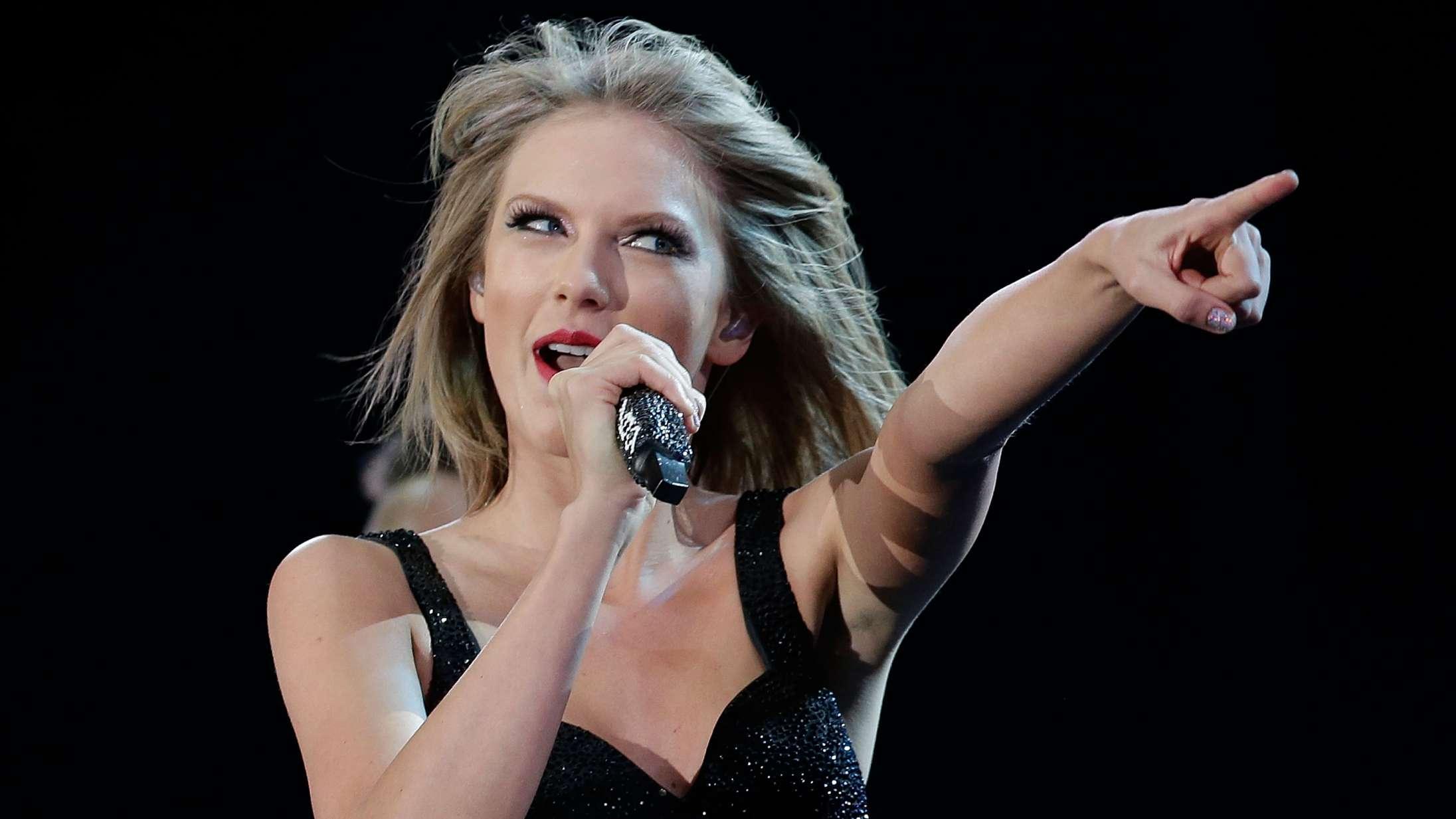 Taylor Swifts nye album er meget mere end bare et statement til onde pengemænd