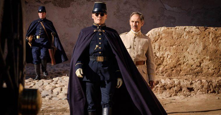 Venedig dag 9: Johnny Depp tangerer selvparodi i colombiansk mesterinstruktørs engelsksprogede debut