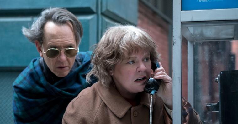 'Can You Ever Forgive Me?': Melissa McCarthy er sin Oscar-nominering værdig i biografoverset film