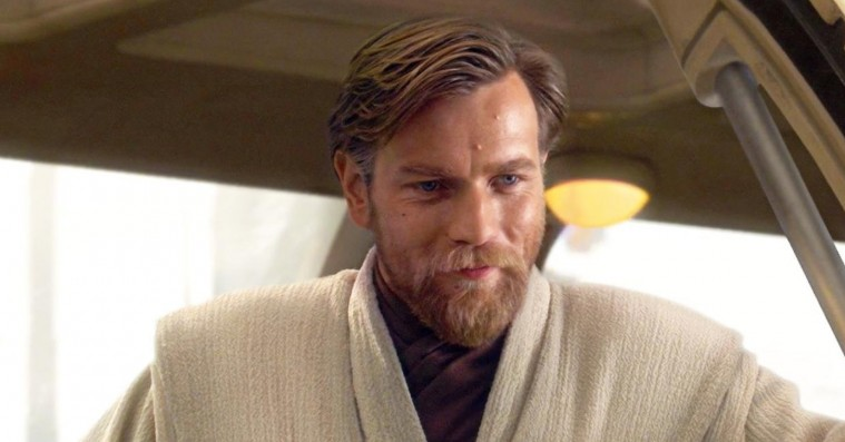 Ewan McGregor vender tilbage som Obi-Wan Kenobi i ny 'Star Wars'-serie