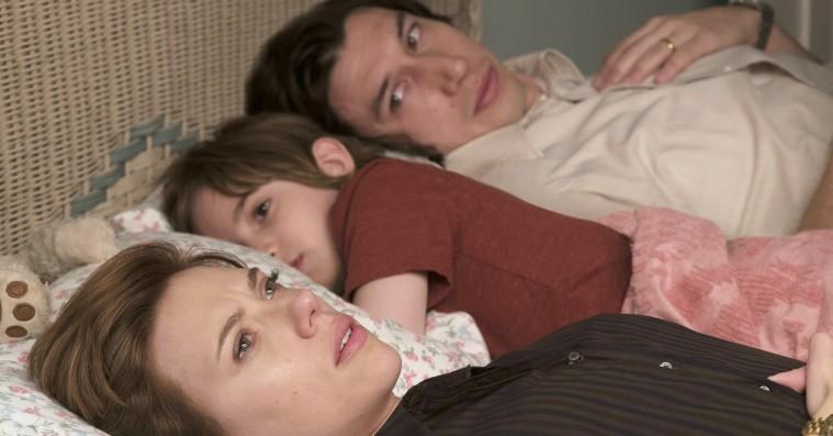 'Marriage Story': Adam Driver og Scarlett Johansson knuser dit hjerte