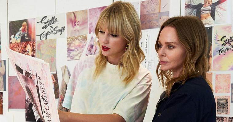 Taylor Swifts samarbejde med Stella McCartney er et lille skridt i den rigtige retning