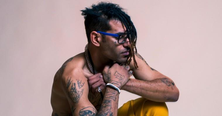 Hold øje med Velvet Negroni: Grænsesøgende r'n'b med Tame Impala og Bon Iver som fans