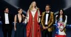 Hele 'Game of Thrones'-castet var på scenen under Emmy-uddelingen – og det var rimeligt cringe