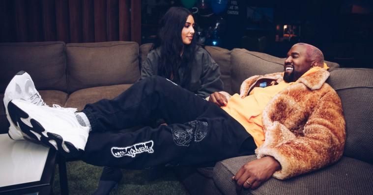 Kanye West interviewer Kim Kardashian: »Hvordan vidste du, at jeg var den rigtige for dig?«