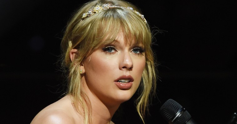 Taylor Swift siger, hun bliver afpresset og forhindret i at spille sin musik på tv – læs åbent brev