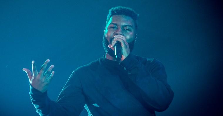 Khalids koncert i Royal Arena var en serie af mærkværdige beslutninger