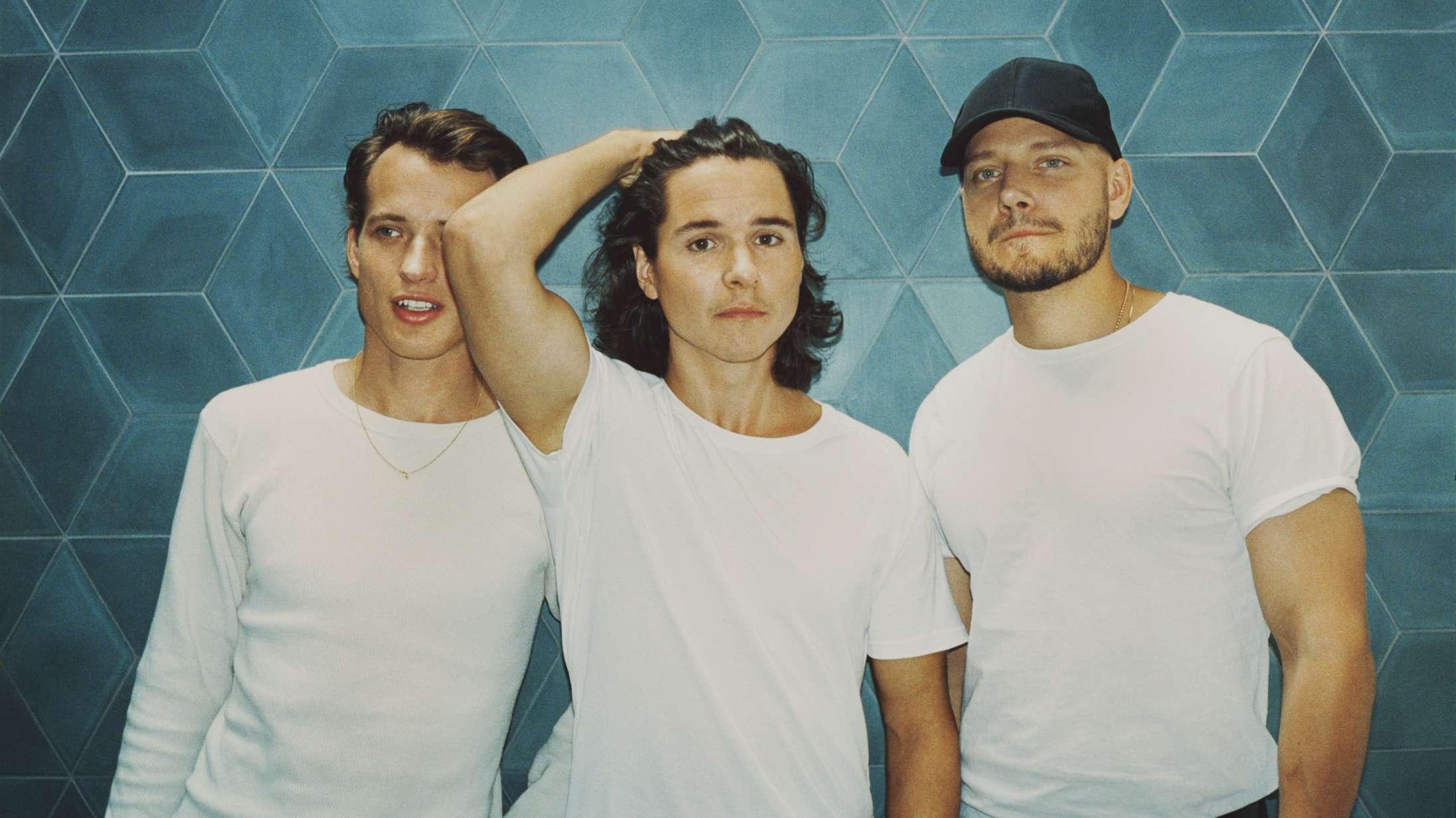 Hør Lukas Grahams nye single med G-Eazy – 'Share That Love'