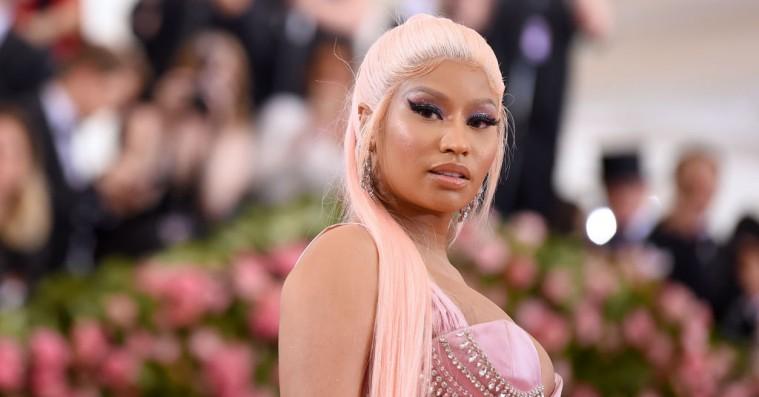 Nicki Minaj er gået på pension – men vi tror altså, hun troller os