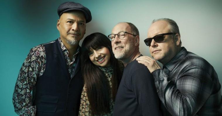 Det er business as usual på Pixies' 'Beneath the Eyrie' – men så alligevel ikke helt