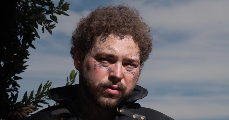 Er det bare mig, eller er Post Malone blevet en bitter mand på 'Hollywood's Bleeding'?
