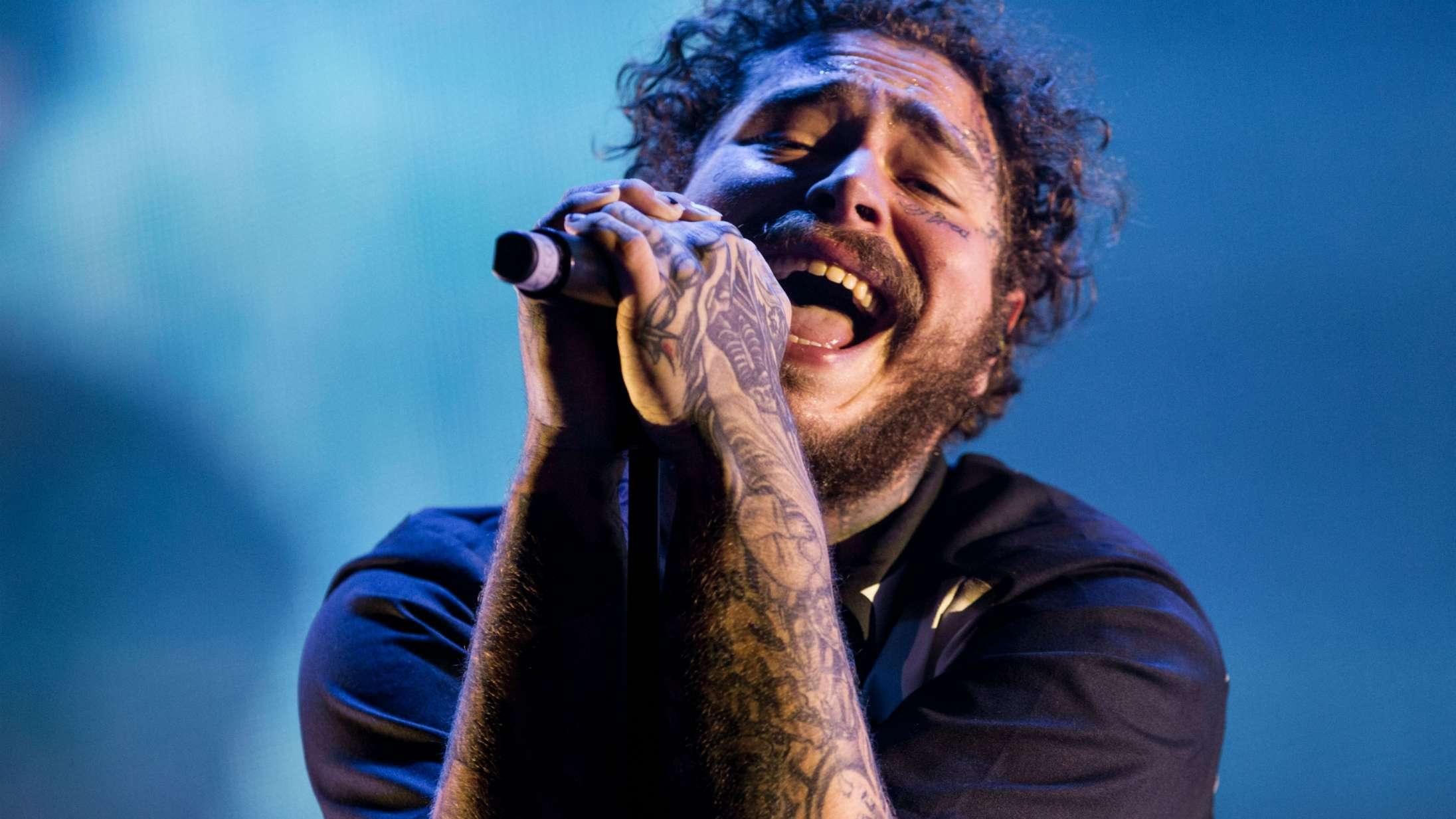 Ozzy Osbourne overraskede til Post Malone-koncert – se dem spille hittet 'Take What You Want'