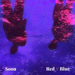 Soons debut-ep 'Red // Blue' er en lækker samling late night-r'n'b - Red // Blue