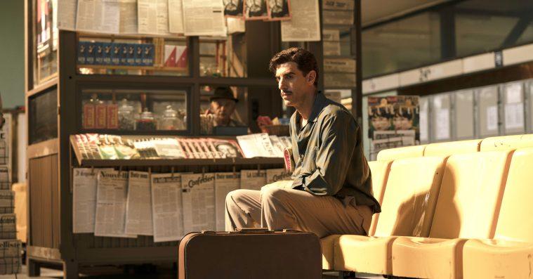 'The Spy': Sacha Baron Cohen er overraskende underspillet i sin første dramatiske hovedrolle