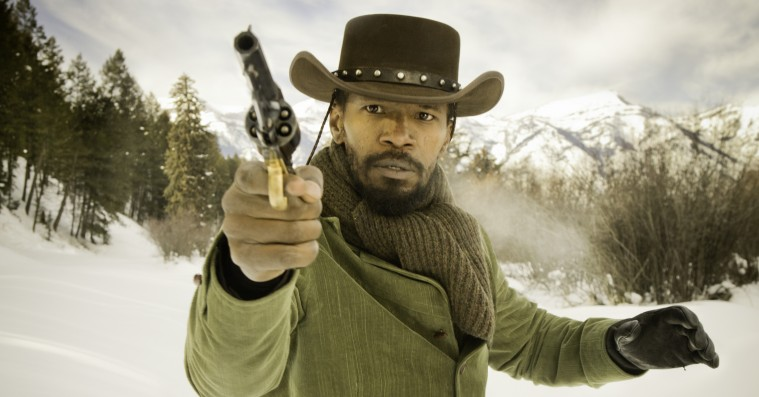 Jamie Foxx prøvede at tale Idris Elba fra hovedrollen i 'Django Unchained'