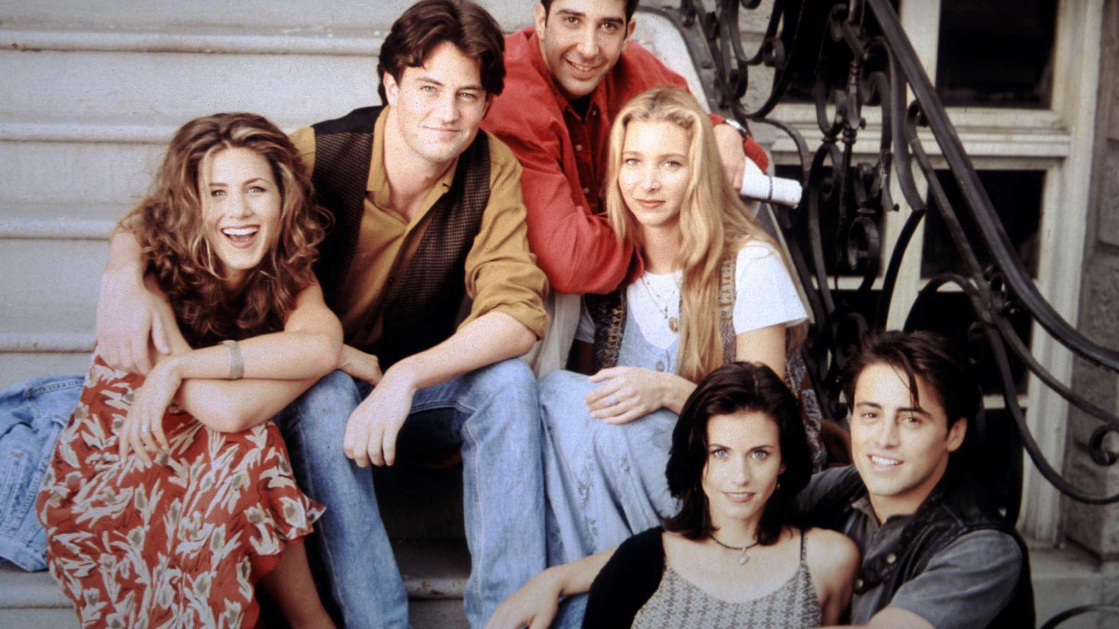 'Friends': De 10 bedste afsnit – rangeret