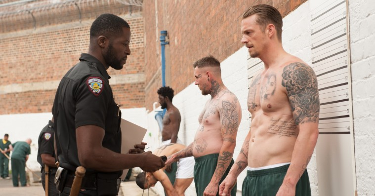 '3 sekunder': Fængselsthriller med hårdkogt svensker burde have været en tv-serie