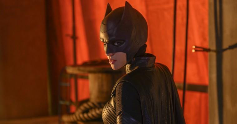 'Batwoman': DC's første homoseksuelle superhelt er noget af en fuser