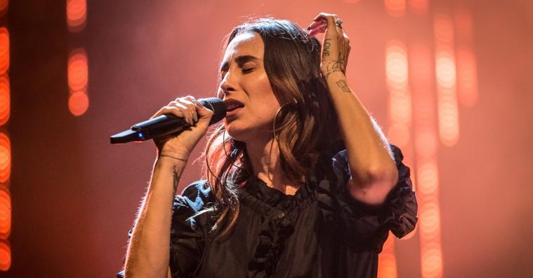Medina demonstrerede en overlegen vokal i DR Koncerthuset – men hvad var det egentlig, hun sang?