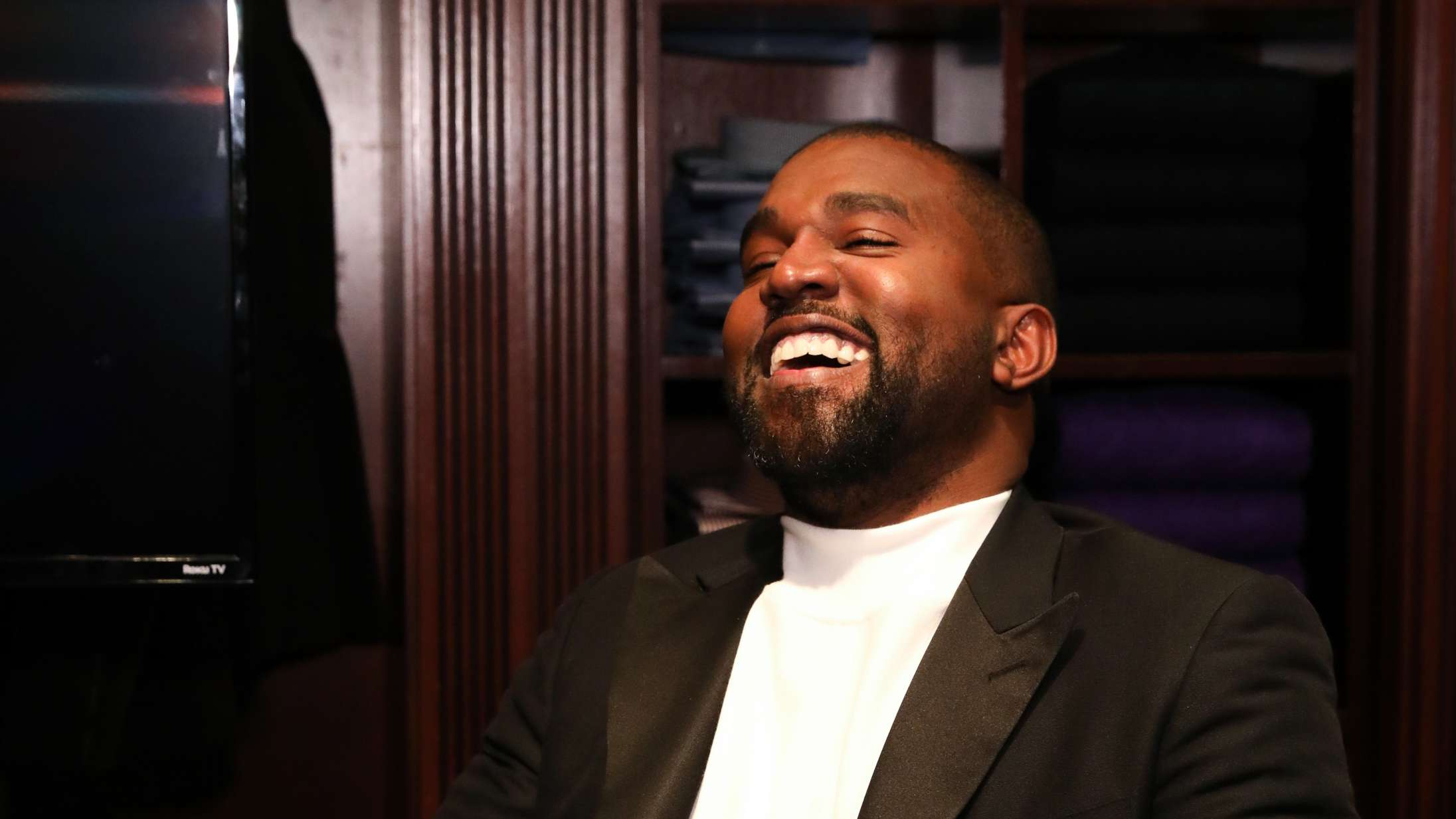 Kanye West afslører den rablende skøre plan for sin præsidentkampagne i stort nyt interview