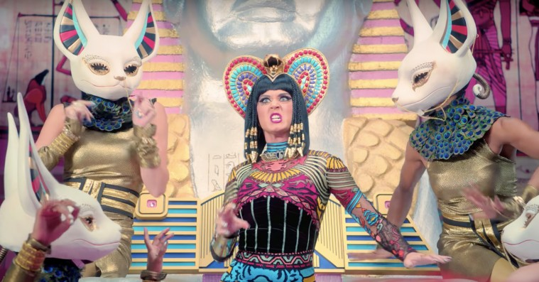 Katy Perry appellerer copyright-erstatningskrav på 18 millioner kroner i sagen mod kristen rapper