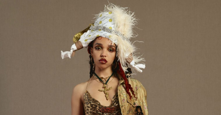 FKA Twigs' 'Magdalene' er et helt igennem gribende album om sammenbrud og sorg