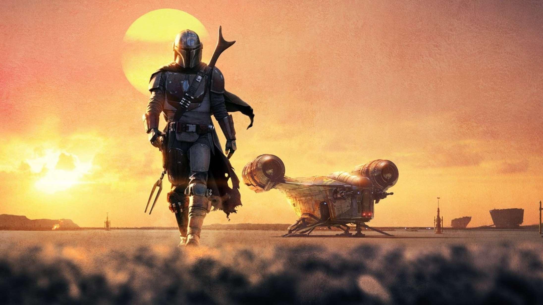 'The Mandalorian': Fortælleglæden i Star Wars er tilbage!