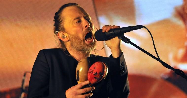 Derfor er Roskilde Festival-aktuelle Thom Yorke meget mere end bare 'ham fra Radiohead'