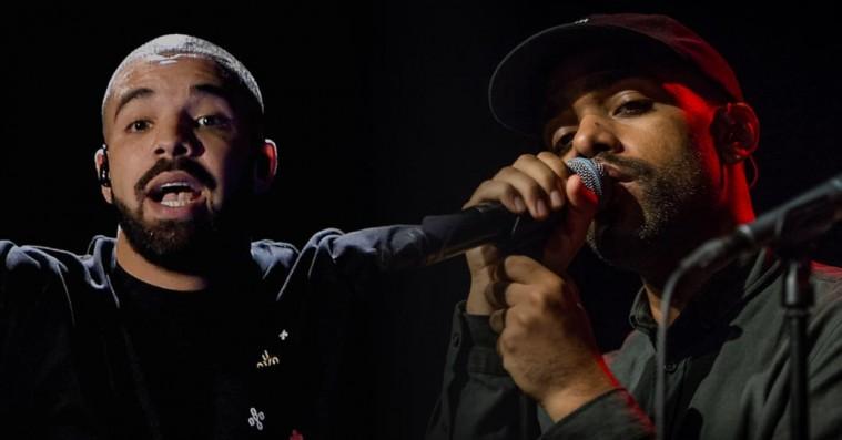 Drake og Hans Philip inkarnerede 2010'ernes nye, følsomme mand