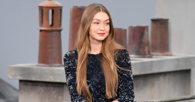 Youtuber crashede catwalken til Chanel-show – Gigi Hadid pustede sig op