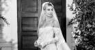 Virgil Abloh designede brudekjolen, da Hailey og Justin Bieber blev gift i sidste uge