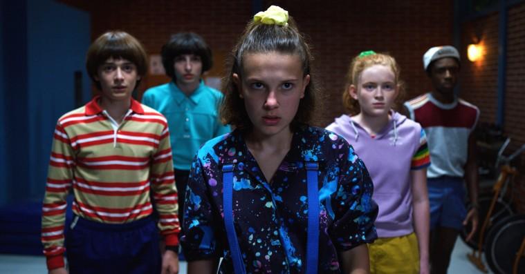 'Stranger Things' sætter seerrekord hos Netflix ifølge sjælden ny rapport