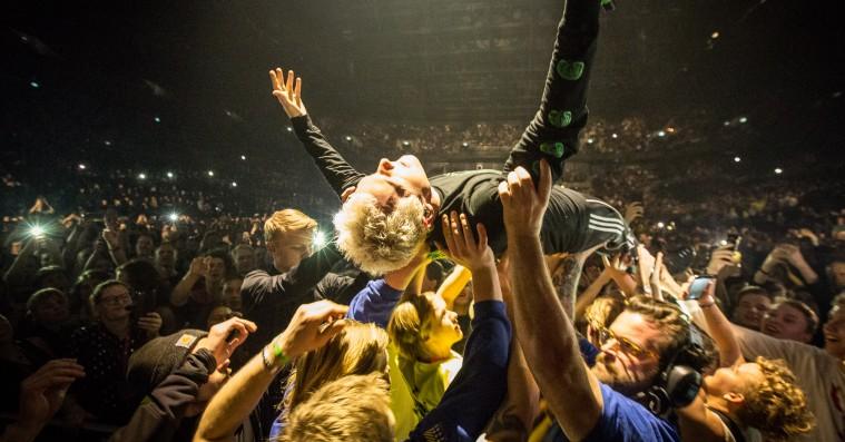 The Minds of 99 fik Royal Arena til at summe fra gulv til loft i kollektiv ekstase