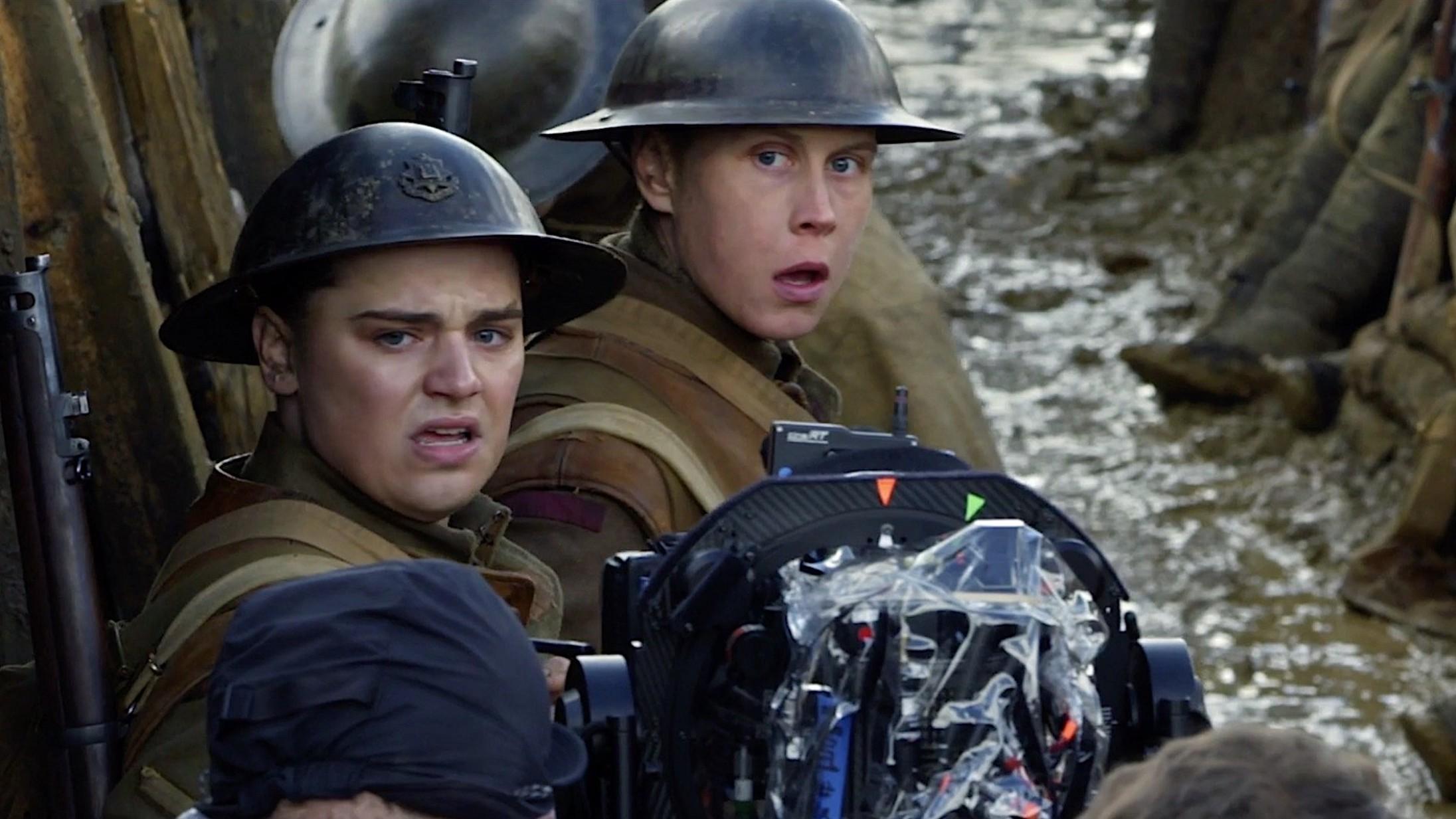 '1917' vinder britiske BAFTA og rykker et skridt nærmere Oscar-sejren