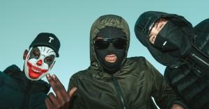 Hør Shooter Gangs hårdtslående nye single 'Sinaloa stil' – eksklusivt i Soundvenues hiphop-podcast