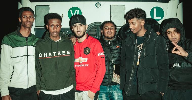 Red Bull lancerer hiphop-talentkonkurrence – med hjælp fra Muf10, Iswaal og Danijel Drux