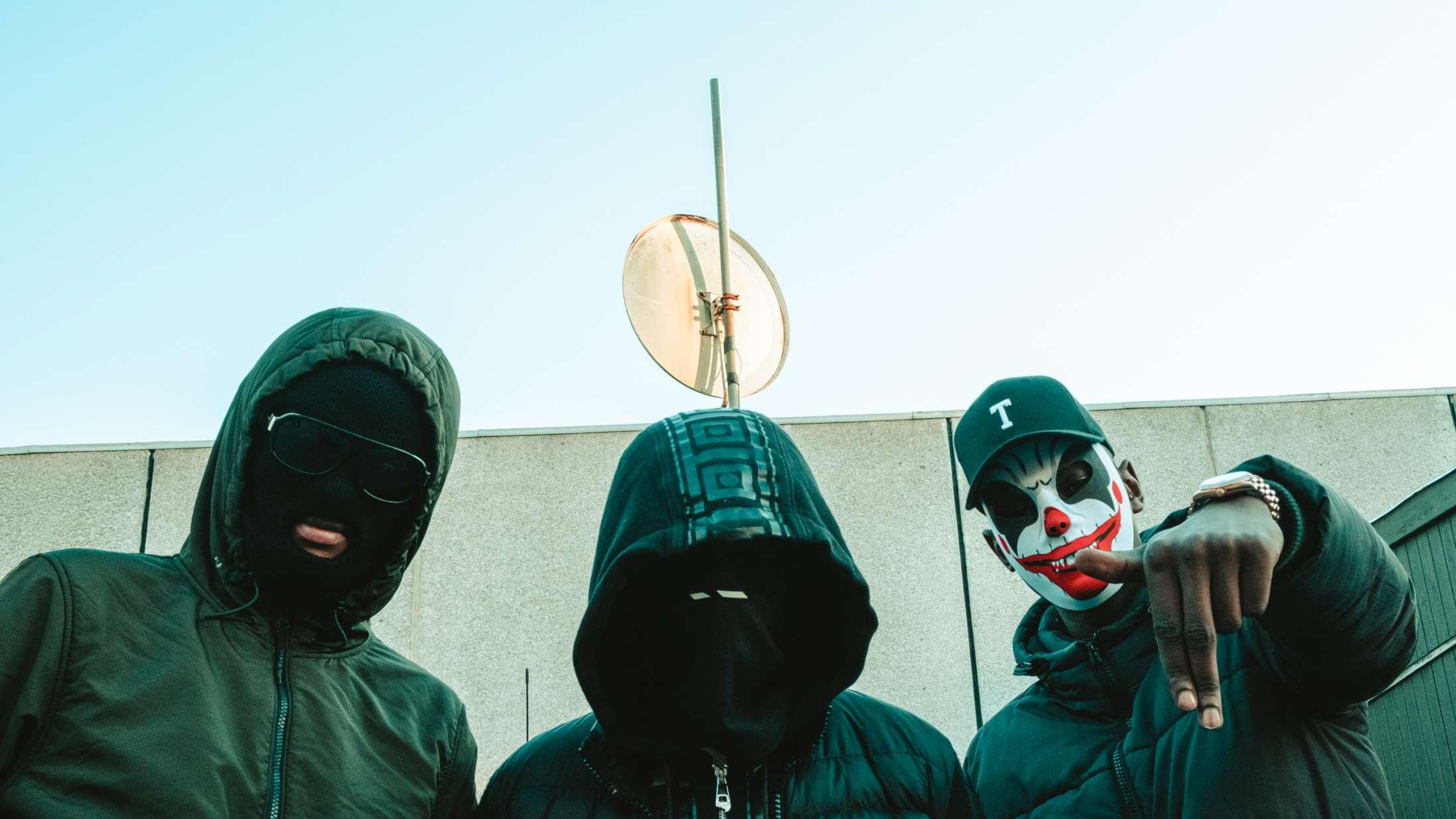 Shooter Gang forsvarer deres musik i Soundvenues hiphop-podcast: »Jeg kan godt forstå, nogle føler sig lidt bange«