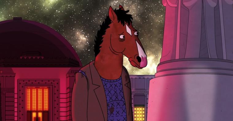 'BoJack Horseman' sæson 6: Hele Hollywoods yndlingshest farer vild i eget plot