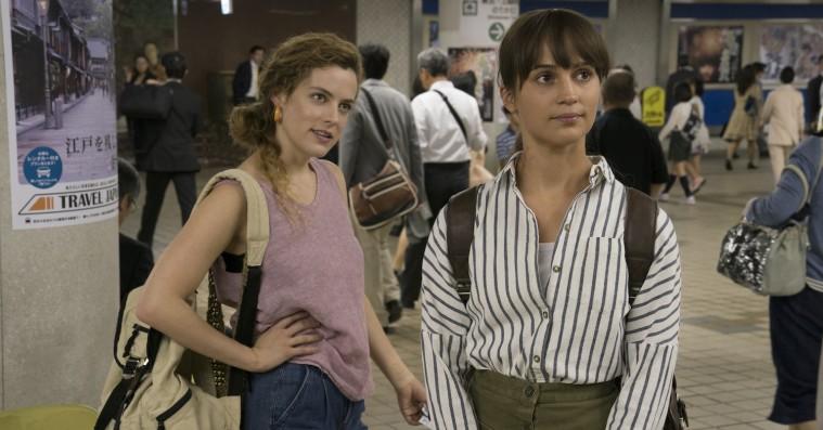 'Earthquake Bird': Alicia Vikander har lært japansk til Netflix-thriller, men lige lidt hjælper det