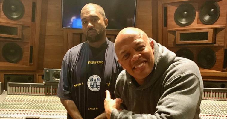 Kanye West og Dr. Dre annoncerer 'Jesus is King Part II'