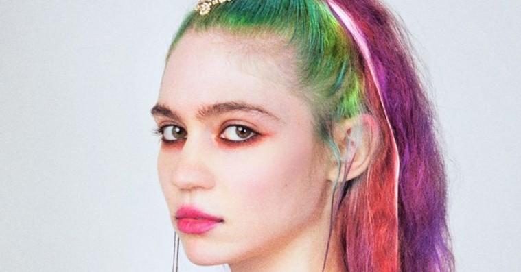 Grimes annoncerer dato for klima-konceptalbum – hør ny single