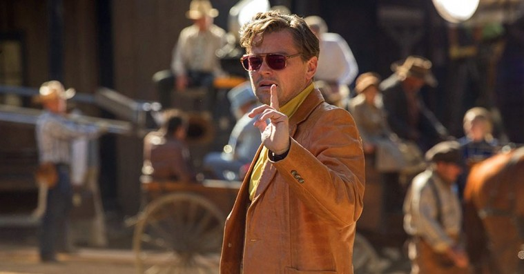 Leonardo DiCaprio improviserede Rick Daltons nedsmeltning i 'Once Upon a Time in Hollywood'