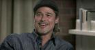 Brad Pitt og Adam Sandler interviewer hinanden og er ualmindeligt godt selskab