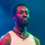 Goldlink holdt en gedigen hiphopfest i Store Vega – men afbrød den for at kommentere Mac Miller-backlash
