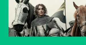 Lyt til SOUNDVENUE STREAMER: Timothée Chalamet i 'The King' og fantasy-serien 'His Dark Materials'