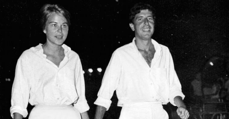 'Marianne & Leonard: Words of Love': Visuelt poetisk portræt af Leonard Cohen og hans norske muse