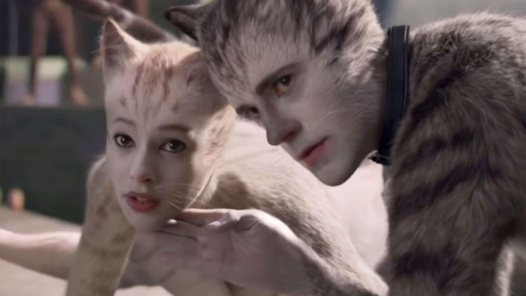2019's største filmflops trækker tænder ud – men utroligt nok er 'Cats' ikke nummer sjok