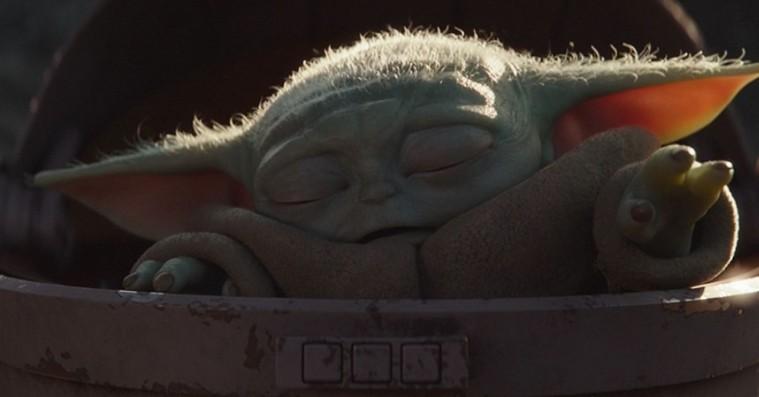 'Baby Yoda' har selvfølgelig allerede fået sin egen merchandise